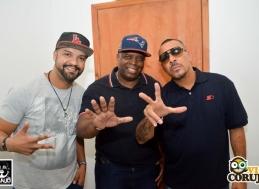 Dexter e Reinaldo - Vila do Samba - 2016 - Créditos: Coruja