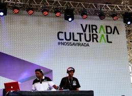Virada Cultural - 2015 - Créditos: Fábio Terral